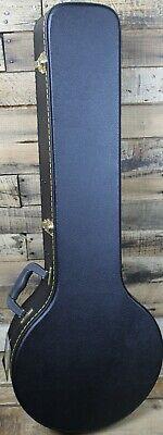 Guardian CG-020-J Resonator Banjo Closed Back Hard Case - Tolex & Latch  #R5122