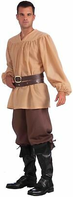 Adult Men Brown Knickers Medieval Costume Accessory Short Pants Newsboy Standard](Newsboy Halloween Costume)