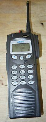 Very Nice Macom Harris P7100 Ip Portable 2-way Radio Model 800 Mhz Ht7170t81x
