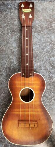 Vintage Harmony Soprano Ukulele 1960