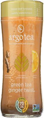 Iced Green Tea - Ginger Twist (12 - 13.5 (Ginger Green Tea)