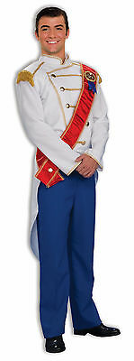 Adult Prince Charming Storybook Costume One Size - Adult Prince Charming