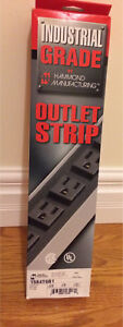 Power outlet strip
