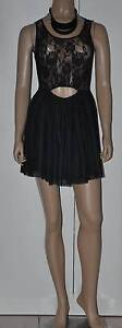 9 x sexy club dresses & bodysuit NOOKIE, KEEPSAKE, WAYNE COOPER Mandurah Mandurah Area Preview