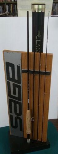 Sage Fly Fishing Counter Rod Display circa 2003