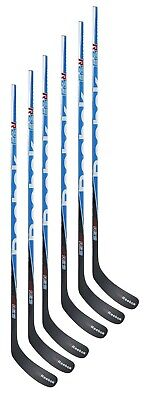 d79cac26473 6 New Reebok R23 Grip Sr hockey stick 85 flex P29 left hand LH senior  composite