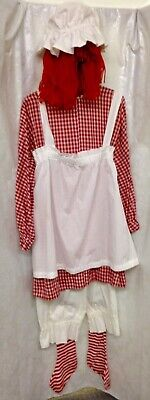 Raggedy Ann Costume, Adult Med.