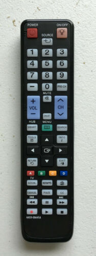 New Aa59-00441a Replacement Remote Control For Samsung Smart Tv