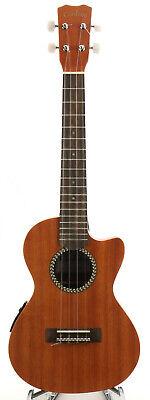 Cordoba 20TM-CE, 4-String Tenor Ukulele - Mahogany - Dislodged Preamp