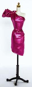"""Barbie robe de cocktail rose The Look """"City Shine"""" de 2015 Outfit pink dress - France - État : Occasion: Objet ayant été utilisé. Consulter la description du vendeur pour avoir plus de détails sur les éventuelles imperfections. ... Marque: Mattel Personnage: Barbie - France"""