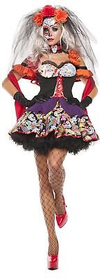 Starline Women's Day Of The Dead Costume - Women Day Of The Dead