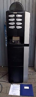 Colibri Necta Kaffeevollautomat C3SF/DQ Black 2006 - Coffema International Internationale Kaffee