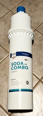 Ccb002 - Clear Choice Soda Fountain Filtration System Replacement Cartridge