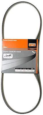 Portable Band Saw Blade Bi Metal 24-tpi 5 Pack 44-78 Long Bahco