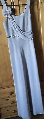 bnwt debenhams Designer Jenny Packham Special Occassion Dress Size 10 Rrp £150
