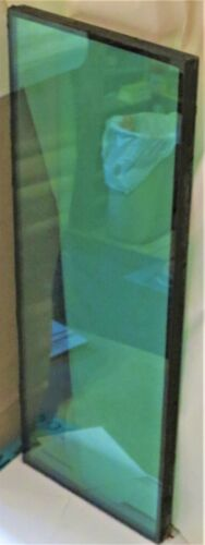 "Bullet Resistant Multi Layer Security Glass 51 1/4 x 19 1/2"" x 2"" 140 lbs. NJ"