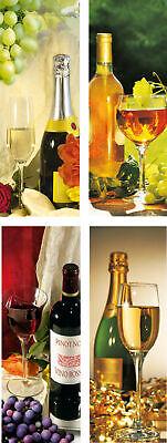 24 Geburtstags-Geschenktüten für Flaschen 17334 Flaschentüte Geschenktasche