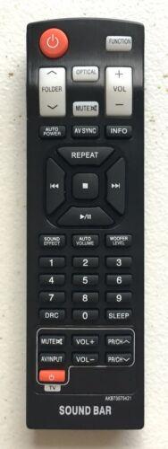 New Usbrmt Soundbar Replaced Remote Akb73575421 For Lg Nb3530a Nb3532a Nb4530b
