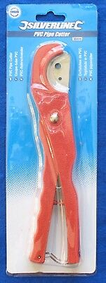 Silverline 25mm - 1.0 - Pvc Pipe Hose Cutter - See Description And Pictures