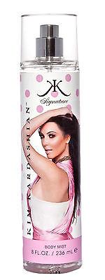 Kim Kardashian Signature Body Mist Spray Womens Fragrance 8 Oz