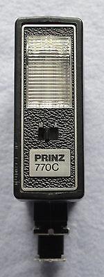 Prinz 770C shoe mount flash (with fitting bracket)