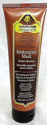 Argan Oil Restorative Hair Mask 8.5 oz, Deep Conditioner by BaByliss Pro (By Hair Mask)