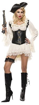 Pirate Maiden Costume - Starline Women's Pirate Maiden Costume