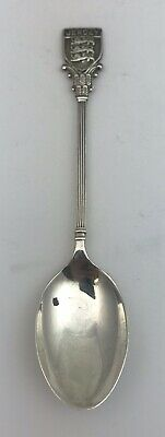 Silver Souvenir Spoon For Jersey.   Birmingham 1968