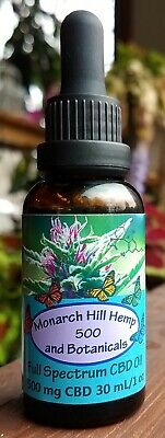 500 mg CBD Hemp Oil