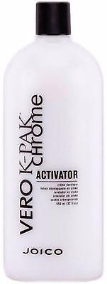 - Joico K-Pak Chrome Activator Creme Hair Color Developer 32 oz