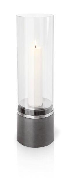 blomus Windlicht mit Kerze Piedra Glas Nr. 65275
