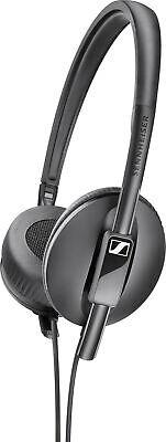 Sennheiser wired on-ear headphones