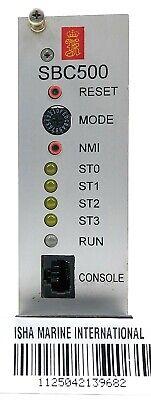 Kongsberg Simrad Sbc500 Pcb Card Engine Control Alarm System