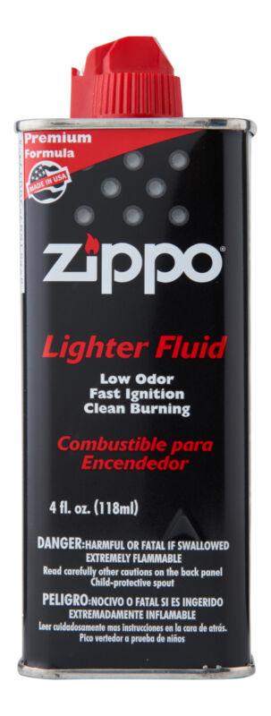 Zippo Lighter Fluid 4 oz. Lighter Fluid