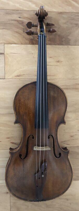 Antique 16 Viola By Mathias Hornsteiner (labeled 1872)