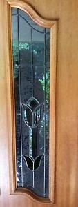 Stain glass door panel Yamba Clarence Valley Preview