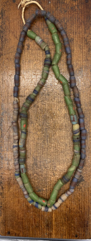 2 Strands of Early Trade Beads