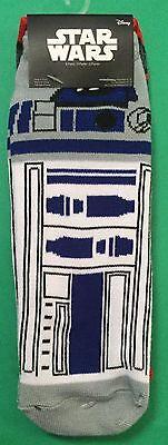 Star Wars Low Socks 3 Pairs R2 D2 Rebel Symbol Bb 8 Force Awakens Empire  10