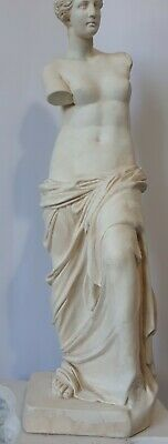 Venus The Goddess (THE VENUS de MILO Ancient Greek Statue ART Sculpture Praxitteles Sea)