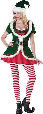 Weihnachtsferien Honigfarbene Profi-Qualität Erwachsene Damen Kostüm Holiday (Qualitäts Erwachsene Kostüme)
