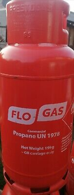 Flogas Gas Bottle 19kg Propane New FULL Collection Only