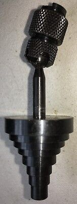 Starrett Parts Dovetail Body Clamp Plus Collet Adapter For Use In Chucks Snugs
