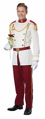 Disney Royal Storybook Prince Fairytale Adult Costume - Prince Costum