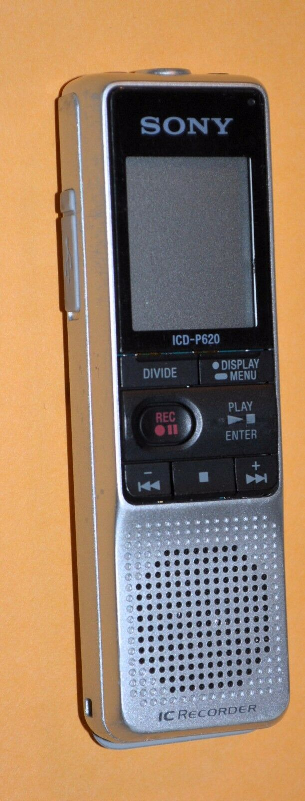 SONY ICD P620 Portable Digital Voice IC Recorder