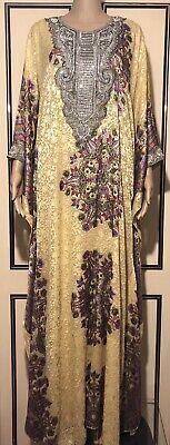 jalabiya maxi dress abaya jilbab farasha kaftan sizes S,M,L,XL And XXL