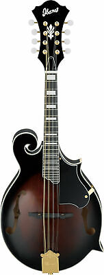 Ibanez M522S F-Style Mandolin Dark Violin Sunburst