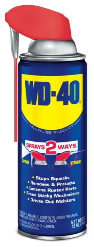 WD-40® Multi-Use Product Lubricant, 12 Oz (Can not ship to CA)