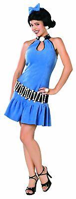Damen Kostüm Betty Geröllheimer Familie Feuerstein The Flintstones Gr. XS - (Betty Kostüm Familie Feuerstein)