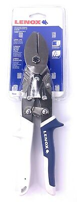 Lenox C5 Sheet Metal Crimper 5-blade 1-12 In Jaw Non Slip Grip