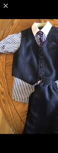 3T boys 4 piece suit